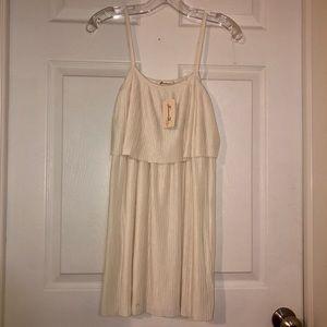 NWT Forever 21 Ruffle Dress